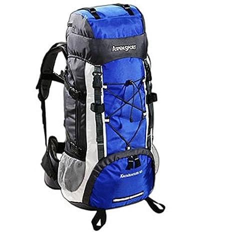 1bb6a600e2 AspenSport KARAKORUM AB07L03 - Zaino da trekking, 65 litri: Amazon ...