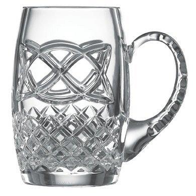 - Galway Crystal Celtic Beer Tankard