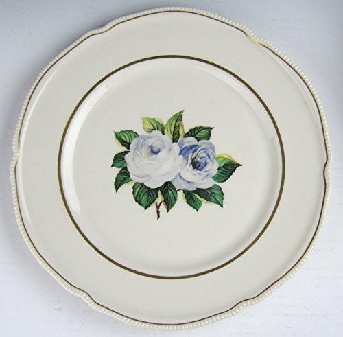 Castleton China YORK ROSE Dinner Plate(s) EXCELLENT