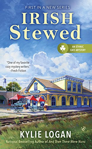 Irish Stewed (An Ethnic Eats Mystery)