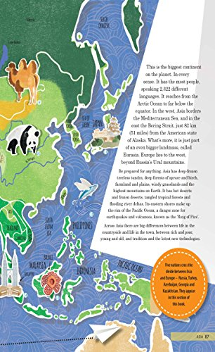amazing world atlas bringing the world to life lonely planet kids