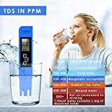 pH and TDS Meter Combo, 0.05ph High Accuracy Pen