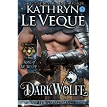 DarkWolfe: Sons of de Wolfe (de Wolfe Pack Book 5)