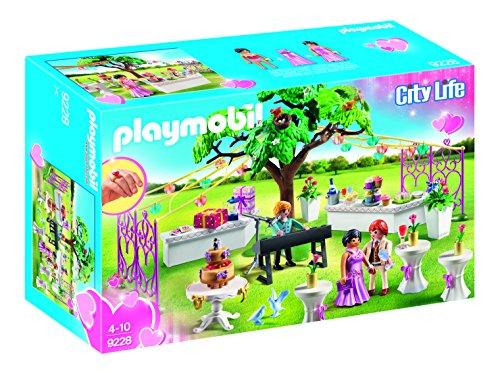 Playmobil Wedding Reception