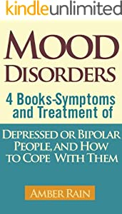 Mood Disorders, Depression Signs, Anxiety Symptoms (5 book
