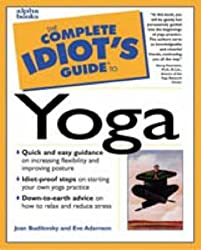 Complete Idiot's Guide to YOGA (The Complete Idiot's Guide)