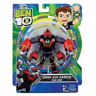 Ben 10 BEN47D10 Action Figure-Four Arms Omni Kix