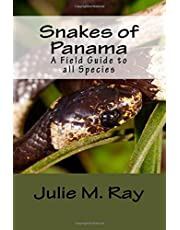 Snakes of Panama: A Field Guide to all Species