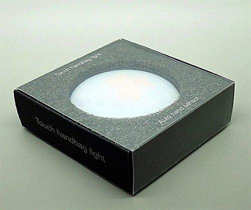 luz led bolso automática con sensor de movimiento/baglight Bolsa de Funda para lámpara de