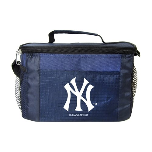 (New York Yankees Kolder Kooler Bag - 6pk)