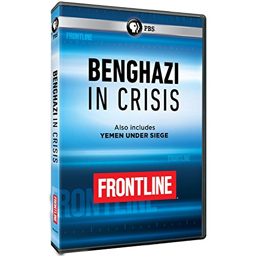 FRONTLINE: Benghazi In Crisis DVD by PBS