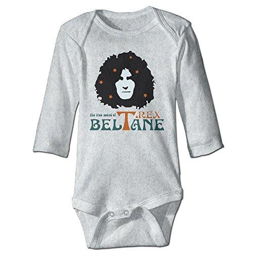 T Rex Marc Bolan Gloria Jones Band Baby Onesie Bodysuits