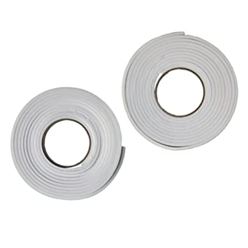 1 X 5M DRAUGHT EXCLUDER FOAM ADHESIVE SEAL STRIP INSULATION WINDOW DOOR TAPE