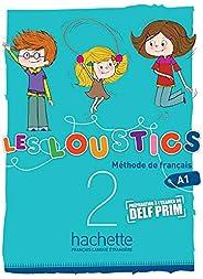 Les loustics. Livre de l'élève. Per le Scuola elementare. Con CD Audio: Les Loustics 2 - Livre de L´Eleve