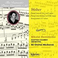 Romantic Piano Concerto, Vol. 10 - Weber: Piano Concerto No. 1 in C minor; Piano Concerto No. 2 in E flat major; Koncertstück in F minor