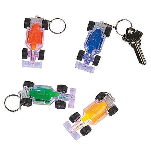 Light Up Race Chains Assorted Colors