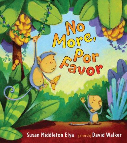 No More Por Favor Spanish
