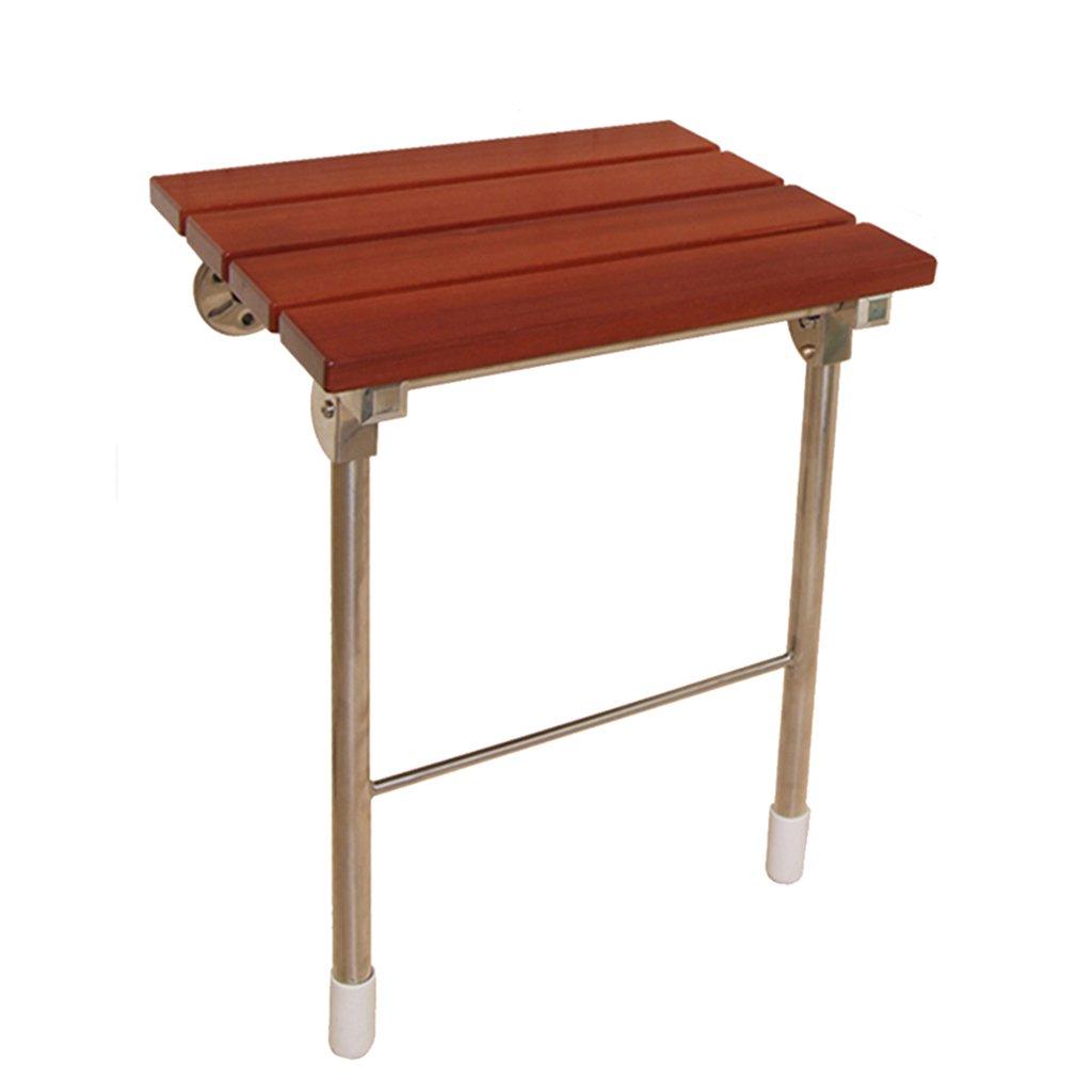 TH シャワーチェア 脚を持つバスルームチェア折り畳み式の椅子高齢者の子供の壁チェアを水遊び 風呂椅子 B07BWB31RP