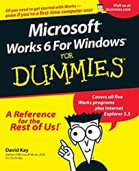 Microsoft Works 6 for Windows for Dummies