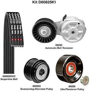 Dayco Demanding Drive Kit D60825K1