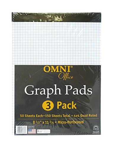Omni Office Graph Pads