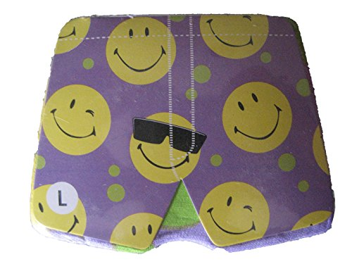 (Magic Unisex Boxer Shorts Smiley Face Design (Large Waist 38-40