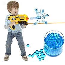 Moonguiding Water Bullets Water Gun Soft Bullets Soft Paintball Bullets 3000 pcs