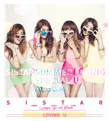CD : Sistar - Loving U (Asia - Import)