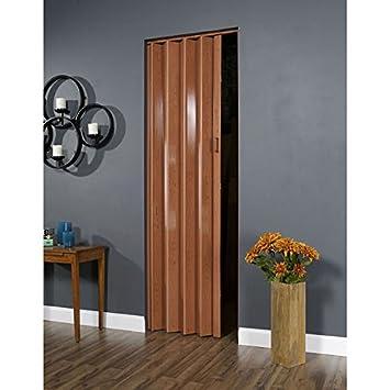 Amazon Oakmont Pecan 48 Inch Folding Door Home Improvement