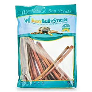 12 inch regular odor free premium bully sticks 50 pack pet rawhide treat sticks. Black Bedroom Furniture Sets. Home Design Ideas