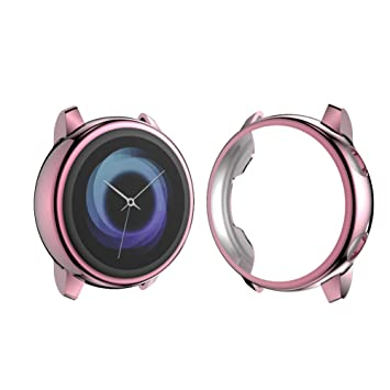 Micm Samsung Galaxy Active Watch Case 40 mm, TPU Protector ...