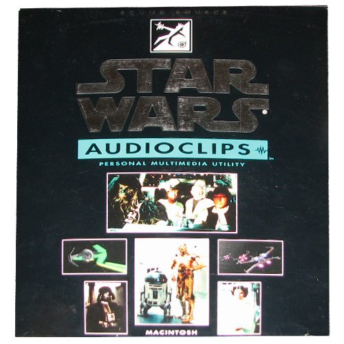 Multi Source Music (Star Wars Audio Clips Personal Multimedia Utility 3.5