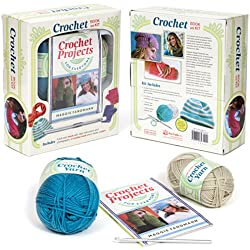 Crochet Book and Kit (Mud Puddle Inc)