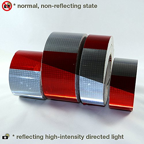 Oralite (Reflexite) Gate Arm Microprismatic Retroreflecti...