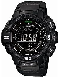 Casio PROTREK Tripple Sensor Ver.3 Tough Solar Watch PRG-270-1AJF (Japan Import)