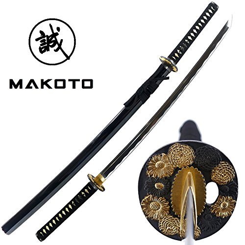 MAKOTO Handmade Sharp Katana Samurai Sword 41