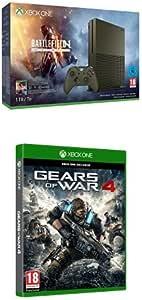 Xbox One - Pack Consola S 1 TB: Battlefield 1 + Gears Of War 4: Amazon.es: Videojuegos