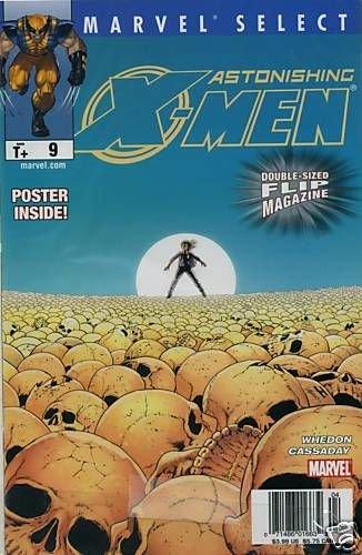 X-men pdf astonishing