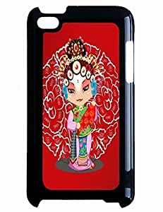 Desinged Peking Opera Character Photography Printed Hard Shell Case for For Samsung Galaxy S6 Cover