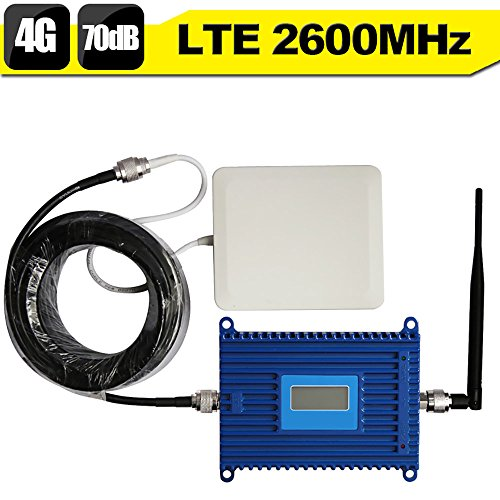 E&M 4G FDD LTE 2600mhz Mobile Phone Signal Repeater