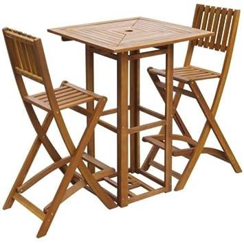 Juego de mesa y sillas para patio, comedor al aire libre, muebles de ...