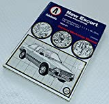 Ford new Escort (front wheel drive): 1980-81 autobook : Ford Escort 1.1, L 1980-81, Ford Escort 1.3, L, Ghia 1980-81, Ford Escort 1.6L, GL, Ghia, XR3 1980-81 (Autobooks owners workshop manual)