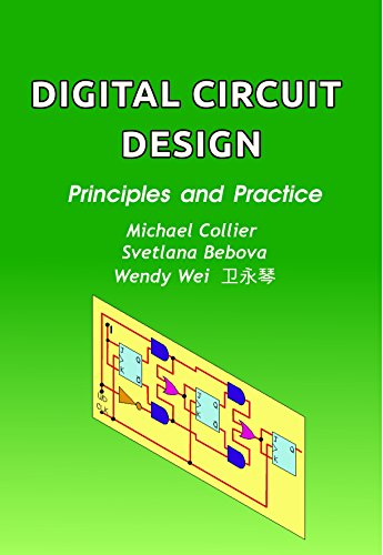 digital circuit design principles and practice (technology todayebook cover image
