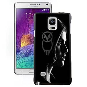 New Personalized Custom Designed For SamSung Note 4 Case Cover For Alexandra Daddario in Percy Jackson Sea of Monsters Phone