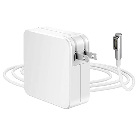 Amazon.com: weipin AC Power Adapter 60 W T Magsafe Cargador ...