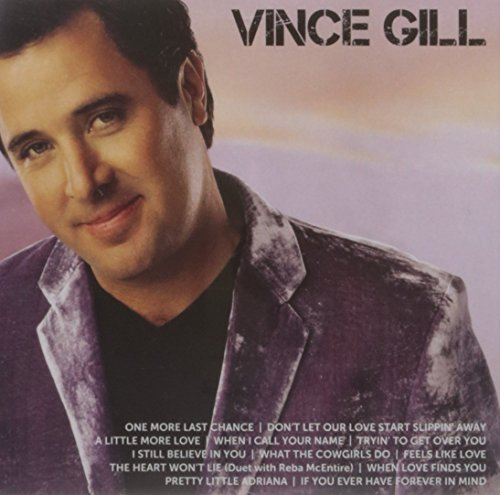 Icon: Vince Gill (The Best Of Vince Gill)