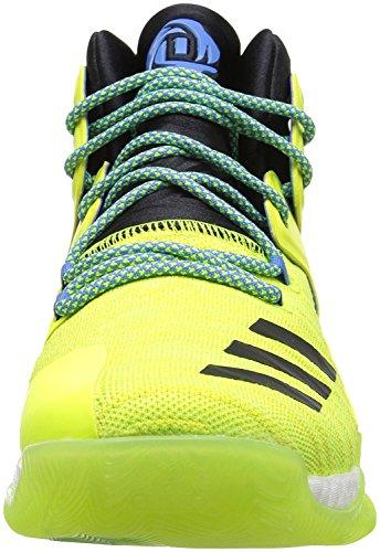 adidas Rayblu D Basket Cblack Syello Primeknit 7 Multicolore da Uomo Rose Scarpe r1nwrqAp