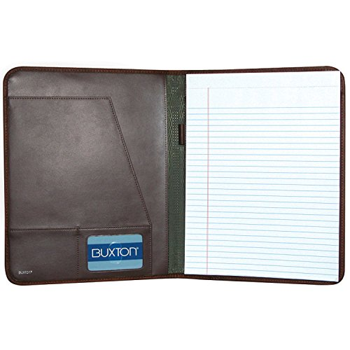 Buxton Genuine Leather Padfolio Brown product image