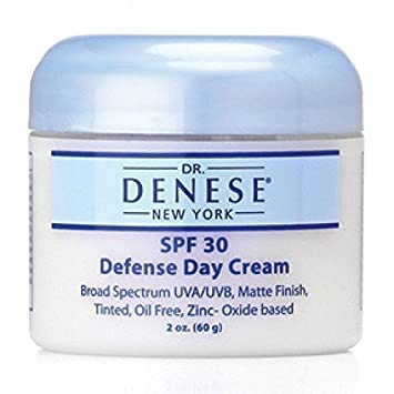 Dr. Denese SPF 30 Defense Day Cream 2.0 oz. Clear Choice Resist Rewind Cleanser 3.4 oz.
