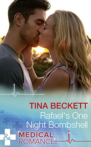 book cover of Rafael\'s One Night Bombshell